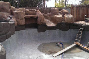 Artificial Rock Repair