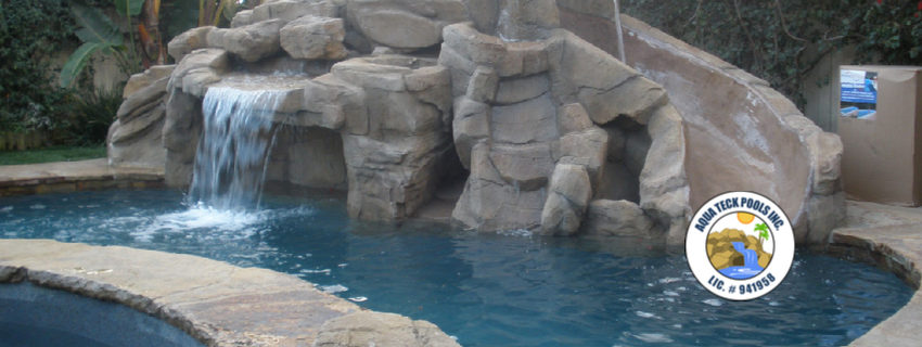 Unique Artificial Rock Work For Pools