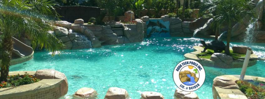 Aqua Teck Pools, Inc.
